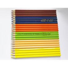 24PCS en bois couleur crayon pour cadeau de promotion