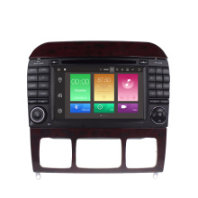 2 Din Android para Mercedes Benz W220