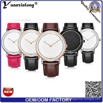 Yxl-594 2016 Women Diamond Vogue Watch, China Wholesale Hot Sale New Luxury Lady Watches