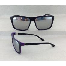 2016 Ventas calientes y estilo de moda de las gafas para las gafas de sol de los deportes de los hombres (P10001)