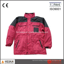 Breathable Padding Parka Winter Work Jacket