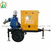 Non-Clogging Big Flow Irrigation Self-Priming Pump