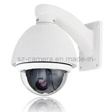 Zoom óptico de 10X impermeable mini cámara de seguridad CCTV CCTV