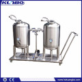 Stainless steel brewery CIP system, CIP cleaning system