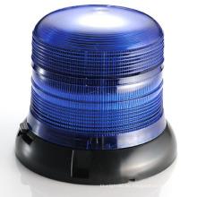 Lámpara de advertencia LED gran potencia Super brillante bola de fuego grande (HL-322BLUE)