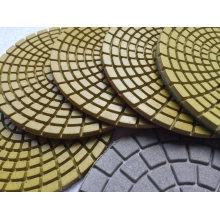 Wet Diamond Polishing Pad for Stone Grinding Pad Wet Type