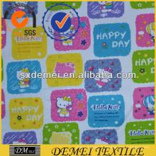 tissu de coton pour les animaux design enfants