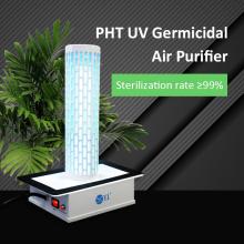 Desinfectante de luz ultravioleta UVC Bombilla de luz de desinfección 36W Lámpara germicida E26 / E27 Base para el hogar