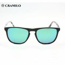 Gafas hechas a mano en acetato, gafas de sol innovadoras.