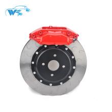 """Kit de pinça de freio de sistema de freio modificado para 17 """"aro WT-f40 quatro pistão"""