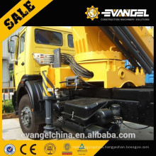 High efficiency crawler truck mounted crane SQ10SK3Q with good quality