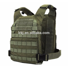 NIJ IIIA Lightweight mens military bulletproof vest tactical body armor