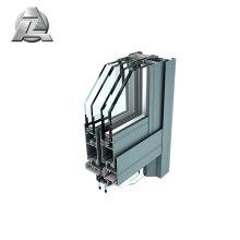 stock aluminum extrusion profiles for windows and doors