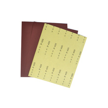 Aluminum Oxide C-Wt Yellow Latex Paper FM38