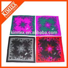 Pañuelo único modificado para requisitos particulares colorido de la moda