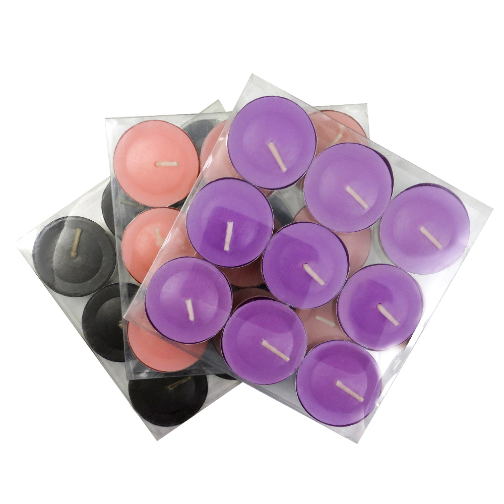 aromatherapy tea lights