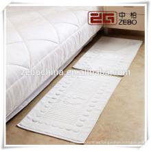 100% Baumwolle Jacquard-Stil Customized Pattern Großhandel Fußmatten