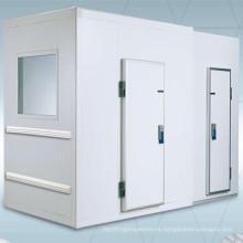 Sala frigorífica de almacenamiento de pescado en contenedor de alta calidad