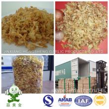 Cebolas oleadas / cebolas fritas de Jinxiang Hongsheng Company