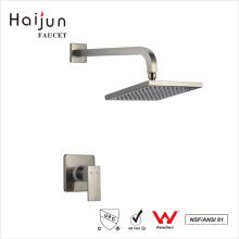 Haijun Produtos personalizados cUpc Bathroom Single Handle Wall Mounted Shower Faucet