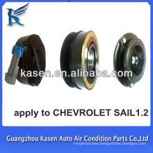 high quality sail1.2 10pa15c 6pk auto conditioner compressor magnetic clutch