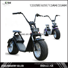 City Coco Electronic Scooter with Portable Battery Removable Waterproof