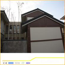 Panel de pared compuesto de plástico de madera wpc cladding / water wpc wall cladding / wall wall