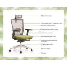 Modernes Design Ergonomischer Bürostuhl