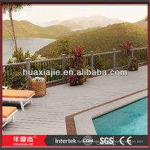vinyl deck wpc composite flooring tile