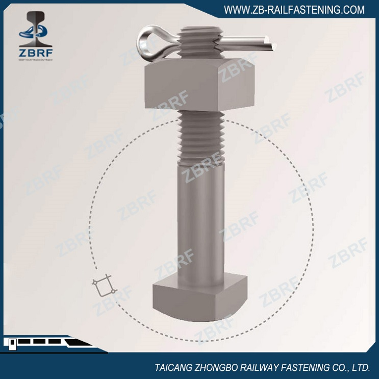 Square Head Drilled Bolt