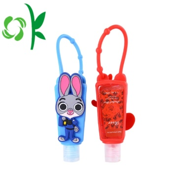 Mini Refillable Silikon Bath Body Sanitizer Holders