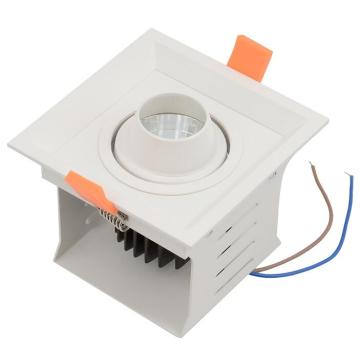 Dimmable Recessed LED Ceiling Downlight LED Grille Downlight (MB-CG0103-8)