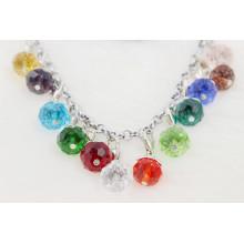 Fashion Jewelry 12 Month Birthstone Charms Pendant