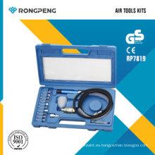 Juegos de herramientas neumáticas Rongpeng RP7819