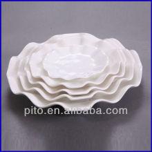 lotus flat dish