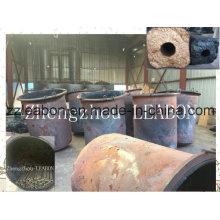 Four de carbonisation au charbon de bois