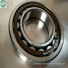 Rodamiento de rodillos cilíndrico de la jaula de acero de cobre amarillo SKF NSK Nu218ecp Nu218ecm