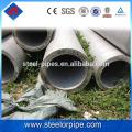 Chinesische Exporte 100mm Durchmesser Edelstahlrohr