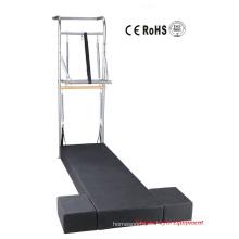 Unidades de pared del equipo de Pilates de la calidad alta con 3 resortes determinados