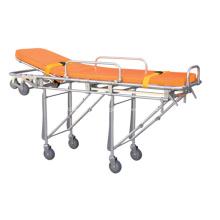 Hospital Aluminum Alloy Multifunction Ambulance Stretcher