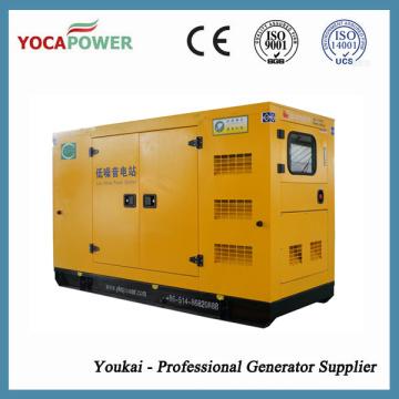 Generador diesel silencioso del motor de Cummins de 30kw