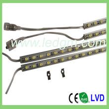 Светодиодная лента Waterpfoof из алюминия (GM-DT500-SMD3528W45)