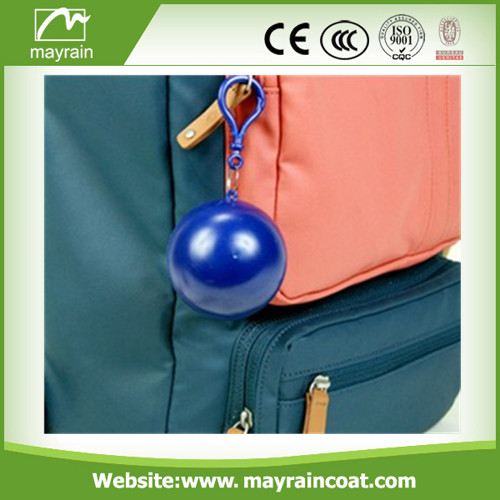 Best Seller Poncho with Ball