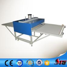 Meistverkaufte pneumatische T Shirt Stoffdruckmaschine