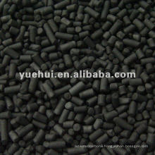 3.0 mm low ash Cylindrical coal-based activated carbon for Air purification