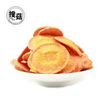 Dried Crispy snacks carrot chips dried vegetable snacks