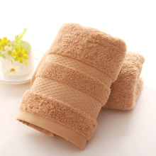 Brown dengan Double Towels Quality Best Satin