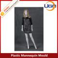 Manteau en mannequin en mousse en plastique Meilleur en vente fabriqué en Chine