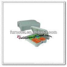 Caja isotérmica rectangular de alta calidad P249