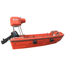 solas livesaving working boat CCS Fiberglass Open Type Lifeboat rescue boat